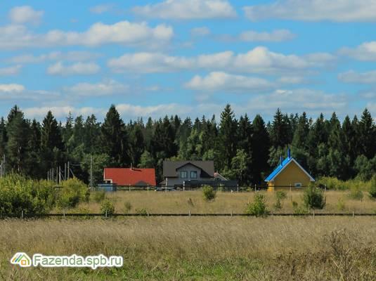 Коттеджный поселок  Орлинка, Гатчинский район.