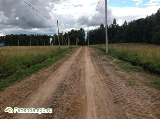 Коттеджный поселок  Преображенское, Лужский район.