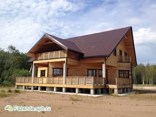 Коттеджный поселок  Краснофлотское, Выборгский район.