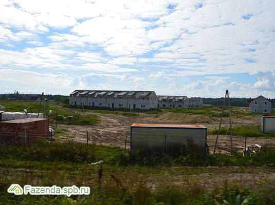 Малоэтажный жилой комплекс Кивеннапа Юго-Запад, Волосовский район.