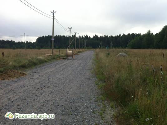 Коттеджный поселок  Старое Приветнинское, Выборгский район.