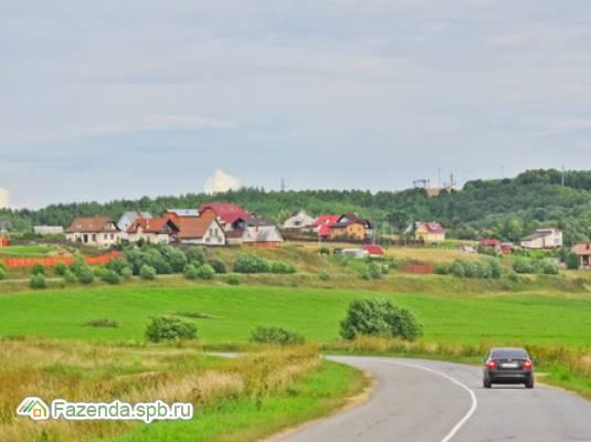 Коттеджный поселок  Можайское, Ломоносовский район.