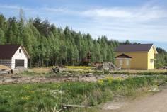 Рядом с Финская деревня расположен Коттеджный поселок  Новое Кискелово