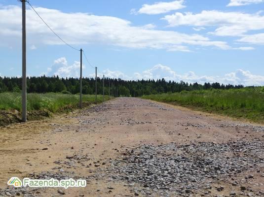 Коттеджный поселок  Арли, Всеволожский район.