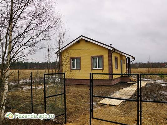 Коттеджный поселок  Арли, Всеволожский район. Актуальное фото.