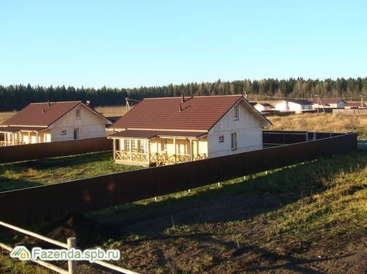 Коттеджный поселок  Сиворицкий ручей, Гатчинский район.
