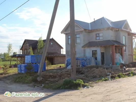 Коттеджный поселок  Осиновая Роща, Всеволожский район. Актуальное фото.