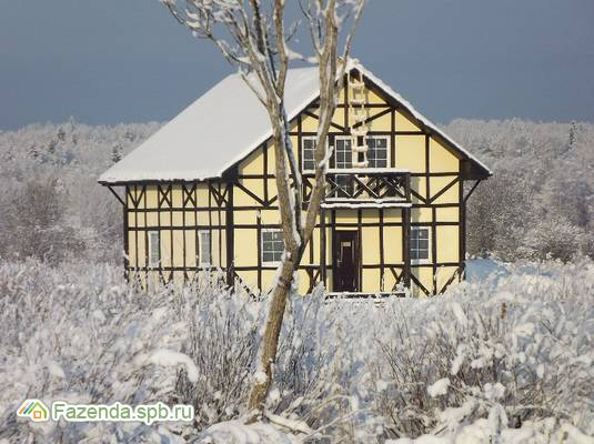 Коттеджный поселок  Изумрудная Долина, Ломоносовский район. Актуальное фото.