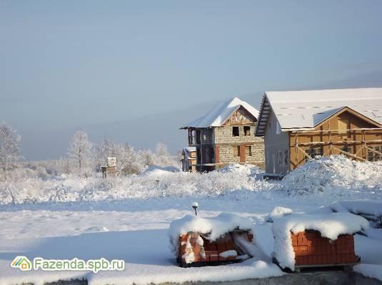 Коттеджный поселок  Изумрудная Долина, Ломоносовский район.