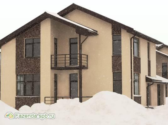Коттеджный поселок  Гатчинские Поместья, Гатчинский район.