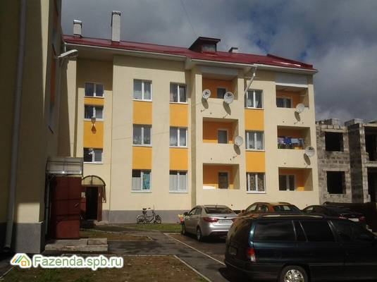 Малоэтажный жилой комплекс Запорожское, Приозерский район.