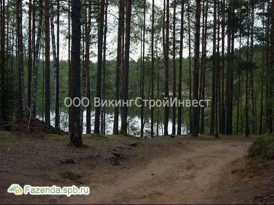 Коттеджный поселок  Сосново, Приозерский район.
