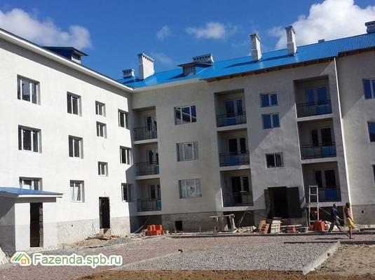 Малоэтажный жилой комплекс Приморск, Выборгский район.