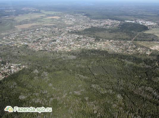 Коттеджный поселок  Савоя, Всеволожский район. Актуальное фото.