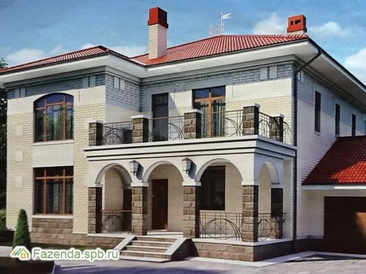 Коттеджный поселок  Неоклассика, Выборгский район.