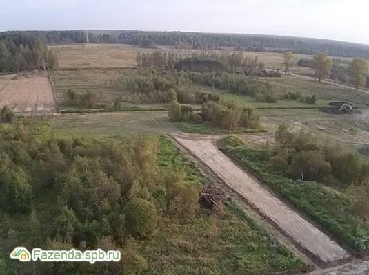 Коттеджный поселок  Ягодное, Ломоносовский район.