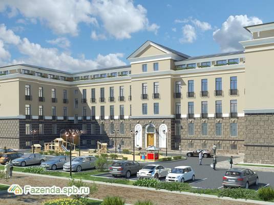 Малоэтажный жилой комплекс Дворянское сословие, Пушкинский район.
