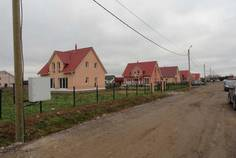 Рядом с Глуховское Раздолье расположен Коттеджный поселок  Одуванчик