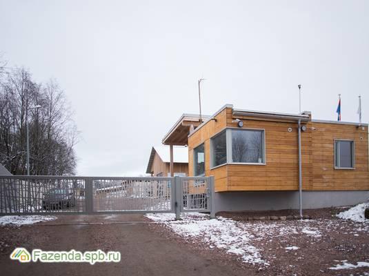 Коттеджный поселок  Ольшаники2, Выборгский район.