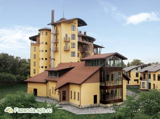 Малоэтажный жилой комплекс На Берегу, Курортный район СПб.