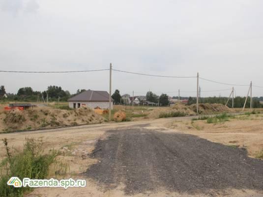 Коттеджный поселок  Рублево, Всеволожский район.