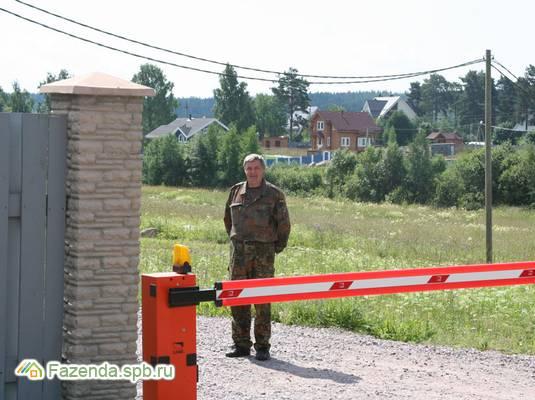 Коттеджный поселок  Береговая горка, Выборгский район.