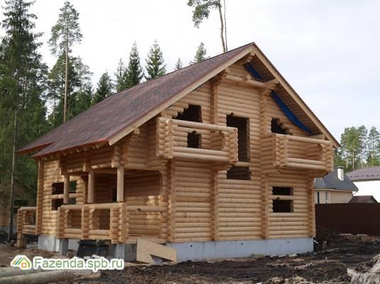 Коттеджный поселок  ДАЧА, Выборгский район. Актуальное фото.