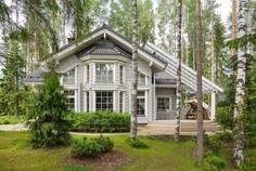 Рядом с Лесной Парк расположен Коттеджный поселок  Медное озеро-2