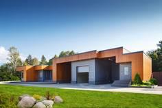 Рядом с Ollila расположен Коттеджный поселок  HONKANOVA Concept Residence