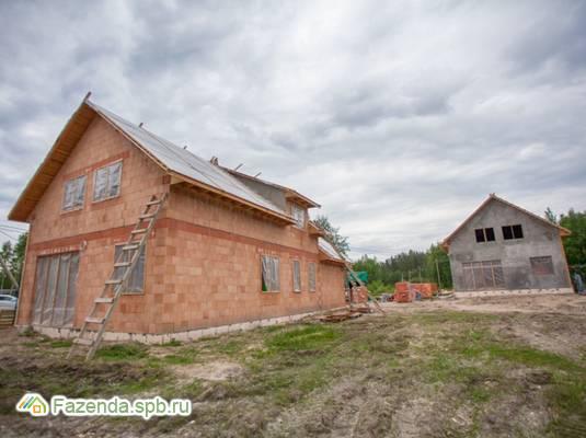 Коттеджный поселок  Солнечный мыс, Выборгский район.