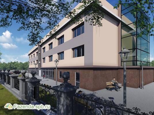 Малоэтажный жилой комплекс Клубный дом «Романов», Всеволожский район.
