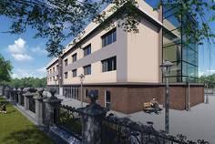 Рядом с O'range расположен Малоэтажный жилой комплекс Клубный дом «Романов»