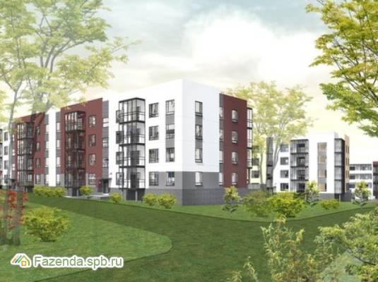 Малоэтажный жилой комплекс Олимпийский, Всеволожский район.