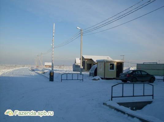 Коттеджный поселок  Ново-Туутари, Ломоносовский район.