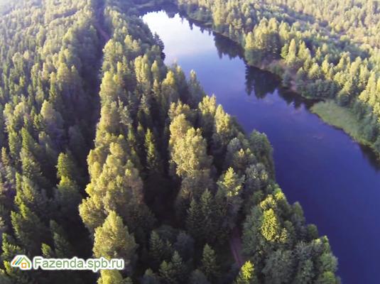 Коттеджный поселок  Турышкино-Петрово (Турышкино), Кировский район.