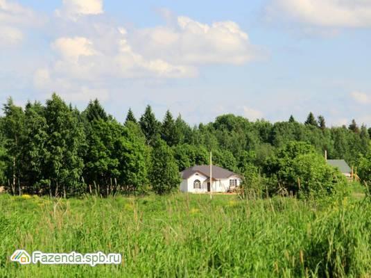 Коттеджный поселок  Лесная Сказка, Кировский район.