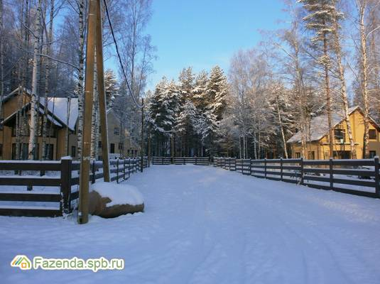 Коттеджный поселок  Оранжерейка, Всеволожский район.