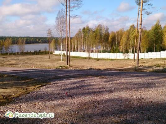 Коттеджный поселок  Симагинские бобры, Выборгский район.