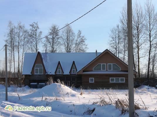 Коттеджный поселок  Еловый Бор, Кировский район.