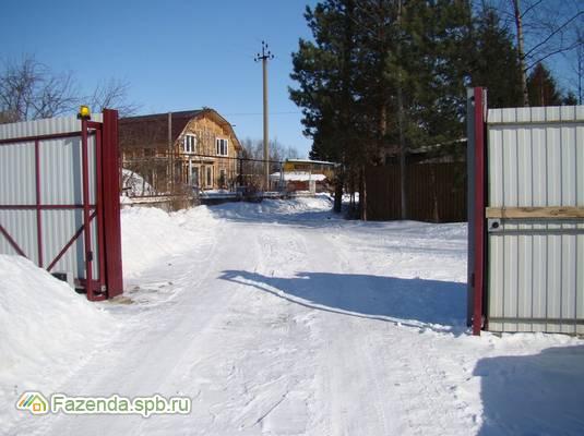 Коттеджный поселок  На Ладоге, Всеволожский район.