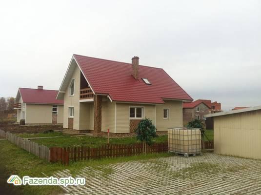 Коттеджный поселок  Ландыши, Тосненский район. Актуальное фото.