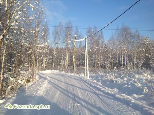 Коттеджный поселок  Лес Поле, Всеволожский район.