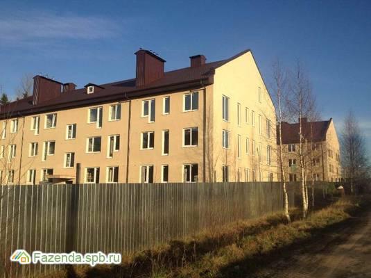 Малоэтажный жилой комплекс Новое Рябово, Всеволожский район.