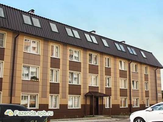 Малоэтажный жилой комплекс VillaKeltto, Всеволожский район.