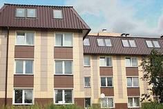 Рядом с Солнечный Каскад расположен Малоэтажный жилой комплекс VillaKeltto