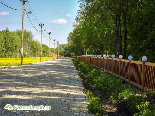 Коттеджный поселок  Лубенская Долина, Ломоносовский район.