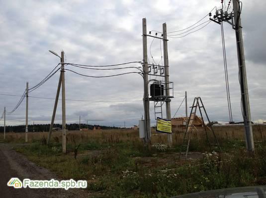 Коттеджный поселок  Аропаккузи, Ломоносовский район.
