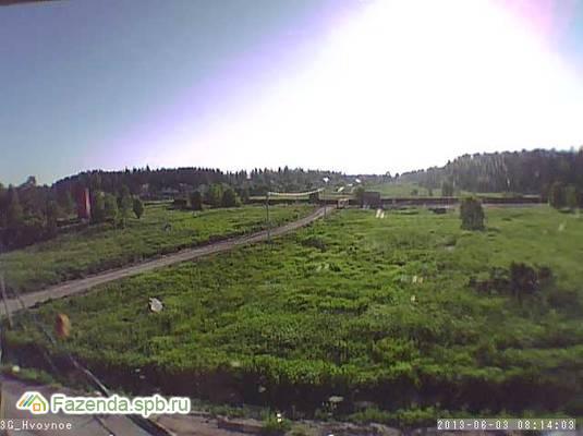 Коттеджный поселок  Хвойное-Луговое, Приозерский район.