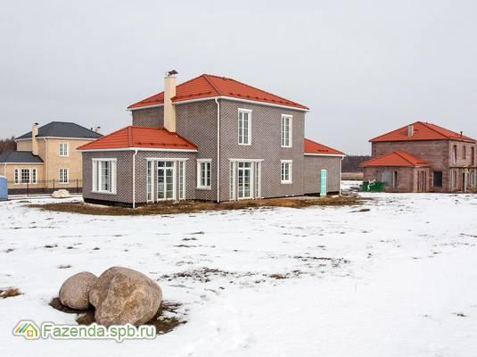 Коттеджный поселок  Бельведер, Ломоносовский район.
