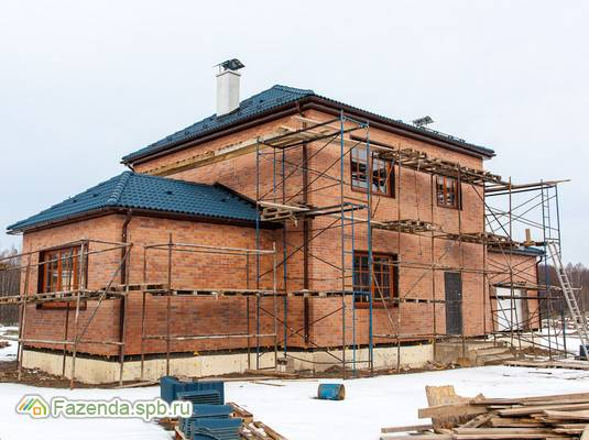 Коттеджный поселок  Бельведер, Ломоносовский район. Актуальное фото.